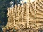 Misu bamboo fence